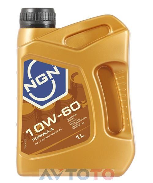 Моторное масло NGN Oil 10W60SLCFFORMULA1L