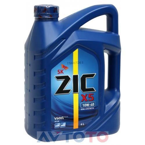 Моторное масло ZIC 162658