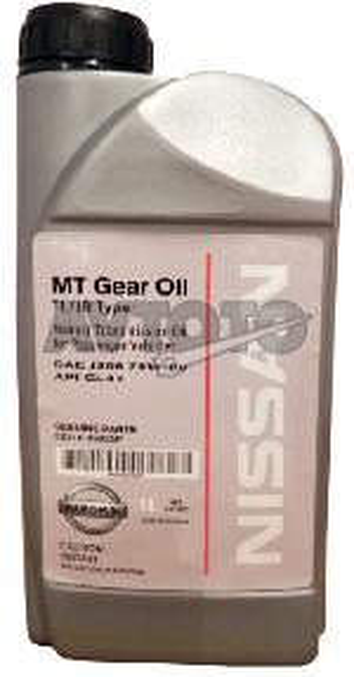 Трансмиссионное масло Nissan KE91699935P