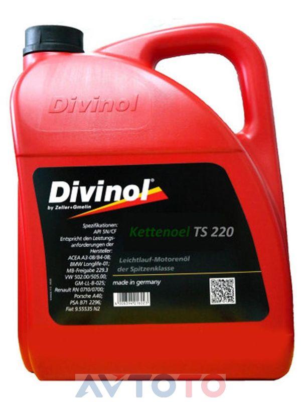 Моторное масло Divinol 27770K007