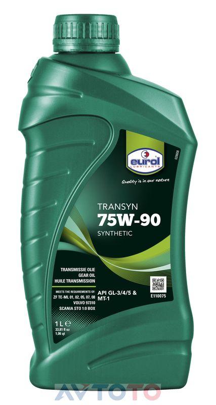 Трансмиссионное масло Eurol E1100751L