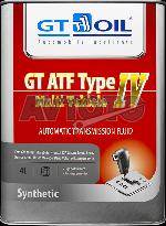 Трансмиссионное масло Gt oil 8809059407912