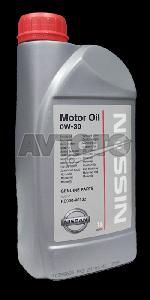 Моторное масло Nissan KE90090132R