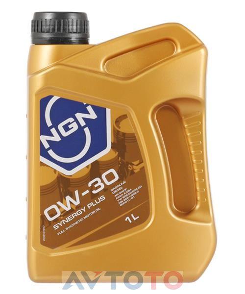 Моторное масло NGN Oil 0W30SMCFSYNERGYPLUS1L