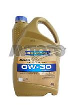 Моторное масло Ravenol 4014835797796