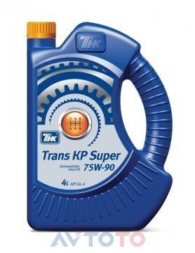 Трансмиссионное масло ТНК 40617942