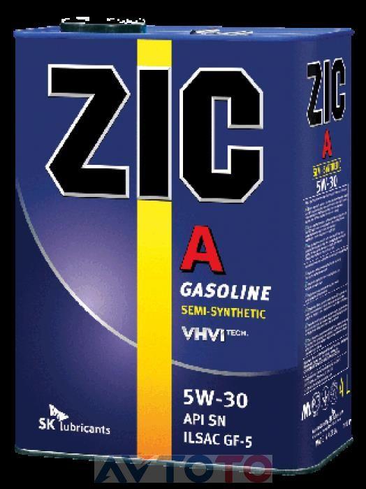 Моторное масло ZIC 167143