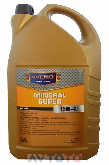 Моторное масло Aveno 3011003005
