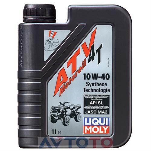 Моторное масло Liqui Moly 7540