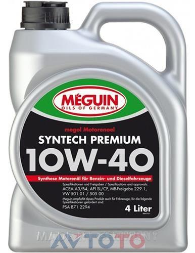 Моторное масло Meguin 6475