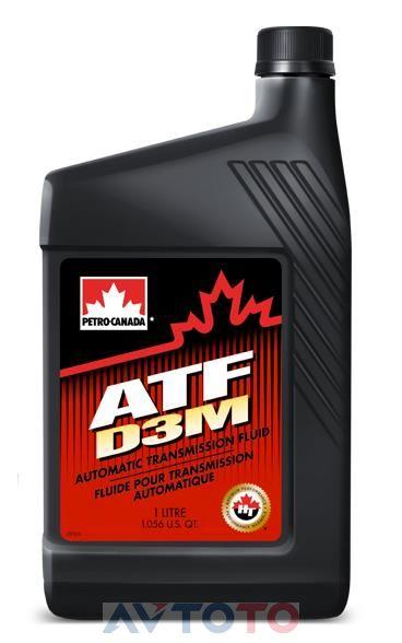 Трансмиссионное масло Petro-Canada ATFD3MC12