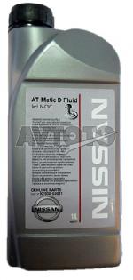 Трансмиссионное масло Nissan KE90899931R