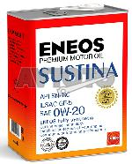 Моторное масло Eneos 4943589134628