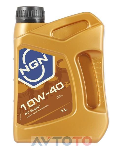 Моторное масло NGN Oil 10W40SLCF4TSUPER1L