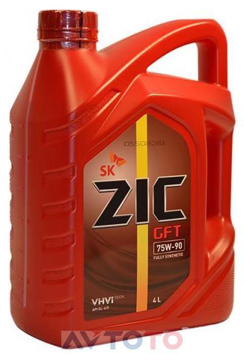 Трансмиссионное масло ZIC 162629