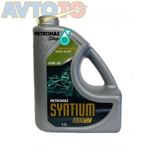 Моторное масло PETRONAS SYNTIUM 18354004