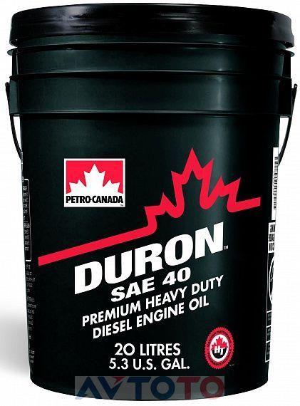 Моторное масло Petro-Canada DUR4P20