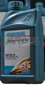 Моторное масло Addinol 4014766071019