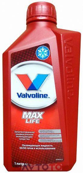 Охлаждающая жидкость Valvoline 808510