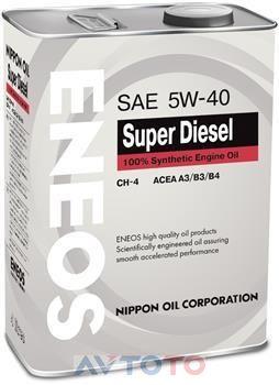 Моторное масло Eneos 8801252021308