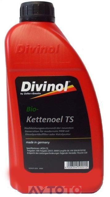 Моторное масло Divinol 26140C069