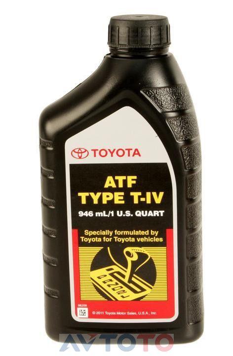 Трансмиссионное масло Toyota 00279000T401