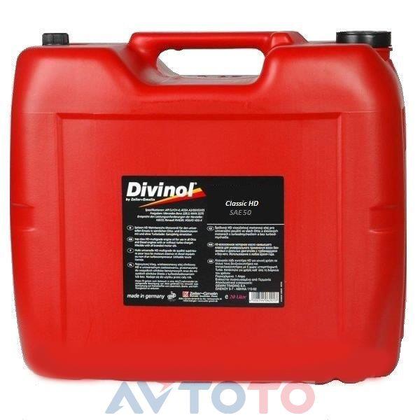 Моторное масло Divinol 4945CAK030