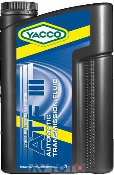Трансмиссионное масло Yacco 353424