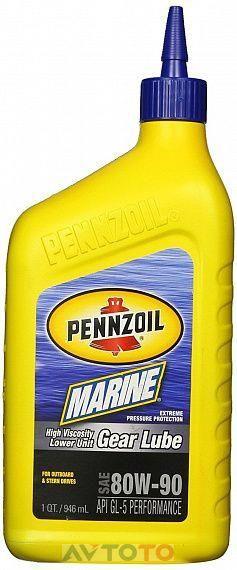 Трансмиссионное масло Pennzoil 071611949491