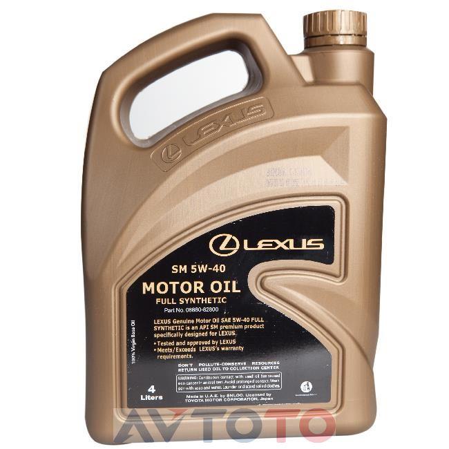 Моторное масло Toyota 0888082800