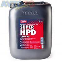 Моторное масло Teboil 036222