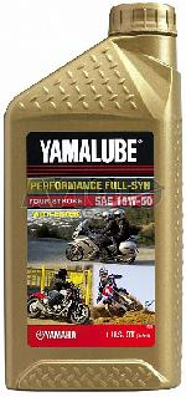 Моторное масло Yamaha LUB15W50FS12
