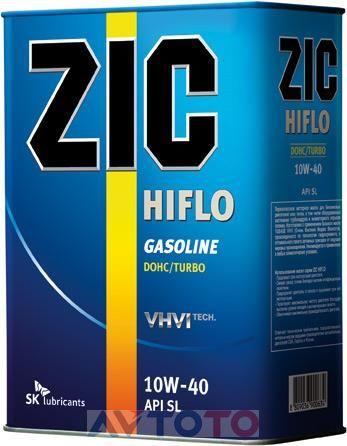 Моторное масло ZIC 163121