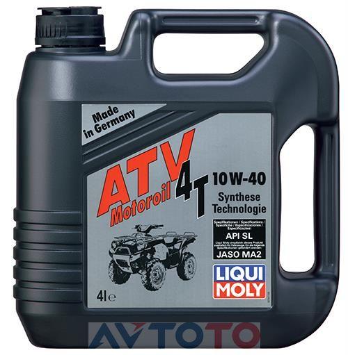 Моторное масло Liqui Moly 7541