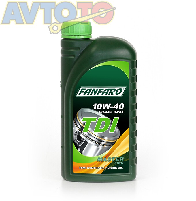 Моторное масло Fanfaro 525211