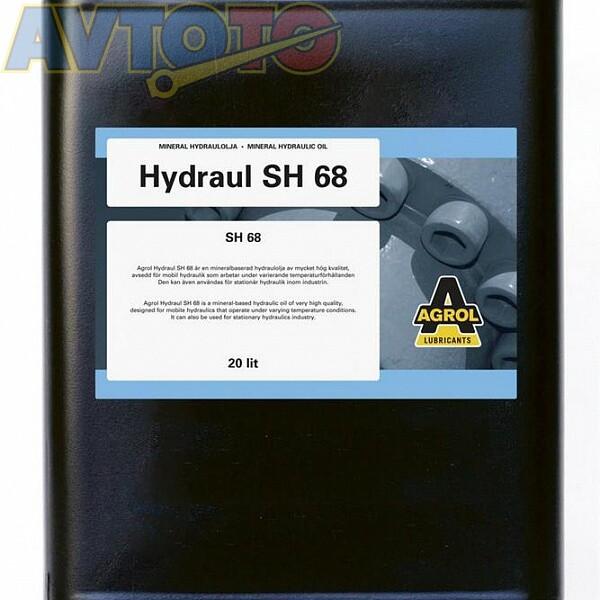 Гидравлическое масло AGROL 780720