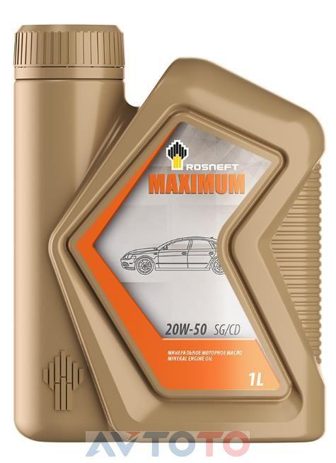 Моторное масло Роснефть 40814532
