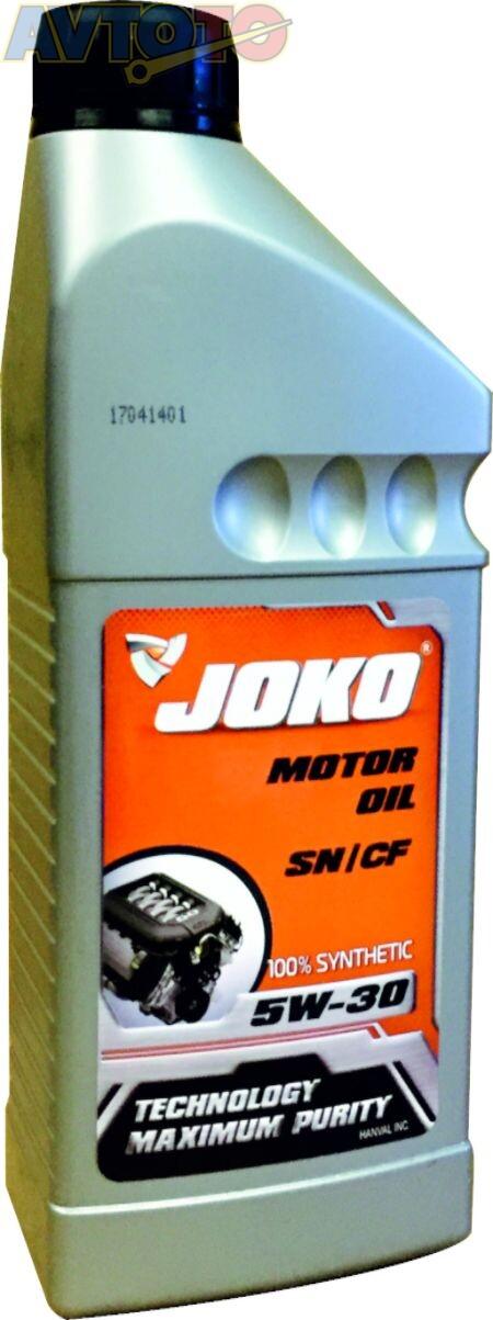 Моторное масло Joko JSN531