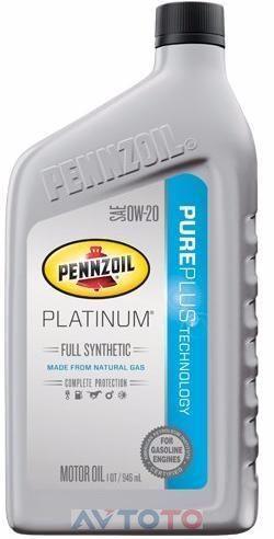 Моторное масло Pennzoil 071611005470