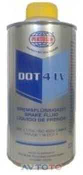 Тормозная жидкость Pentosin 4008849207228
