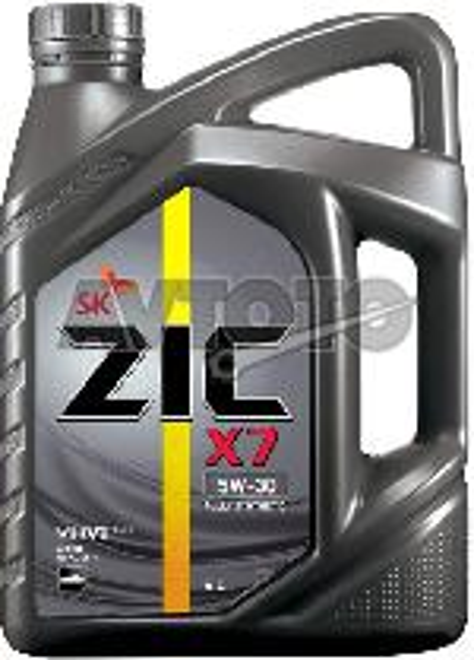 Моторное масло ZIC 162610