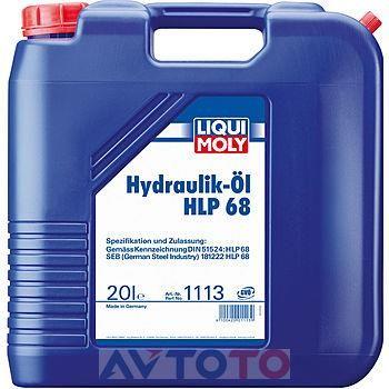 Гидравлическое масло Liqui Moly 1113