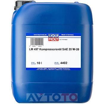Гидравлическое масло Liqui Moly 4402