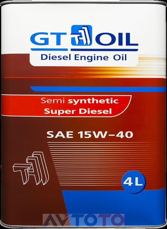 Моторное масло Gt oil 8809059407509