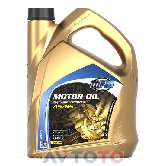 Моторное масло MPM Oil 05005V