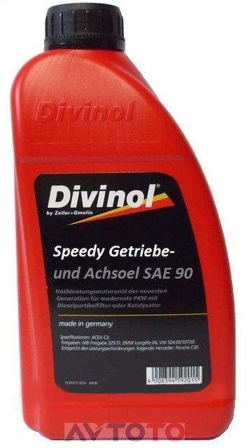 Трансмиссионное масло Divinol 4815SPAC069