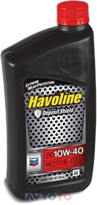 Моторное масло Chevron 223396721