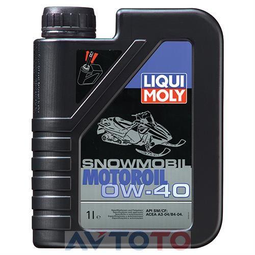 Моторное масло Liqui Moly 7520