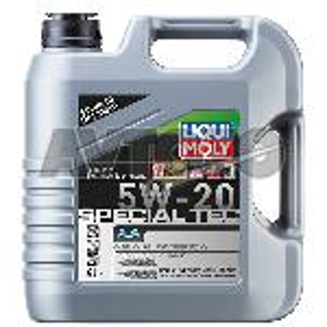 Моторное масло Liqui Moly 7621