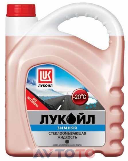 Жидкость омывателя Lukoil 1714803